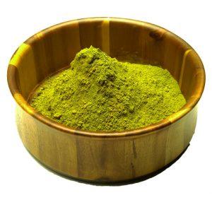 Green Hulu Kapuas Kratom