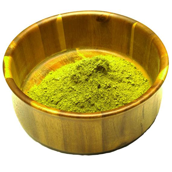 Green Horned Leaf Kratom Powder